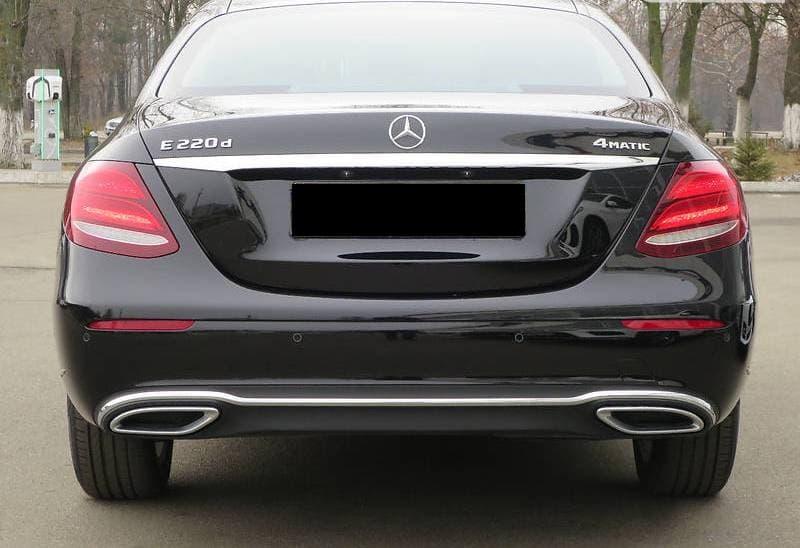 Mercedes-Benz E 220d W213 4-matic - фото 4