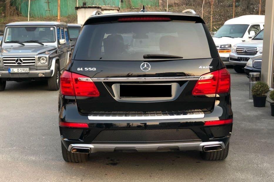 Mercedes-Benz GL550 AMG - фото 6