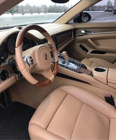 Porsche Panamera 4S - фото 6