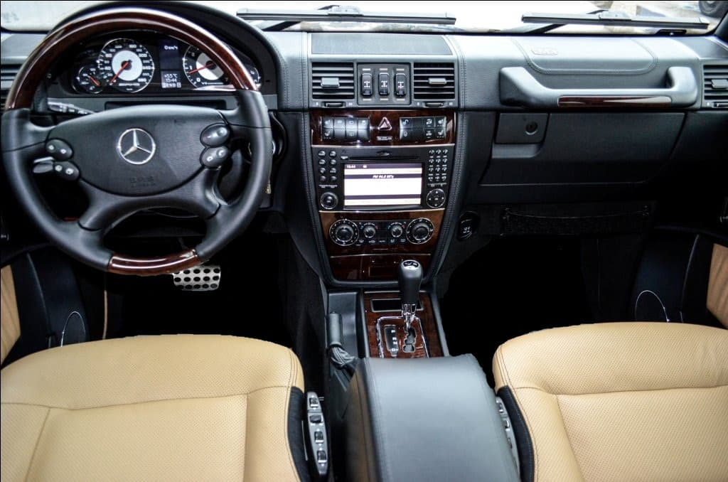 Mercedes-Benz G500 AMG 63-style - фото 5