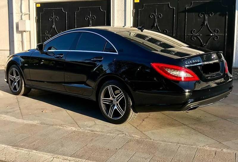 Mercedes-Benz CLS550 4-matic - фото 6