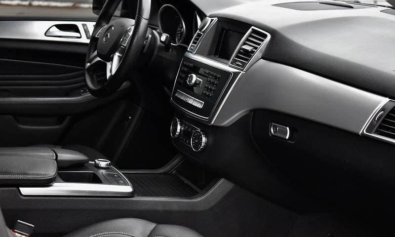 Mercedes-Benz ML350 4-matic - фото 6