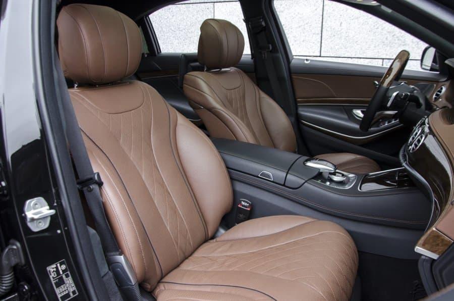 Mercedes-Benz S550 W222 4-matic - фото 6