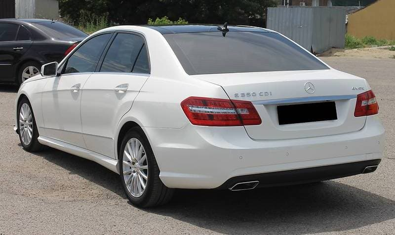MERCEDES-BENZ E350 4-MATIC W212 AMG-STILE - фото 7