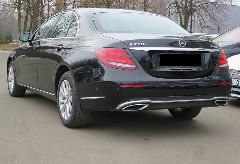 Mercedes-Benz E 220d W213 4-matic - фото 5
