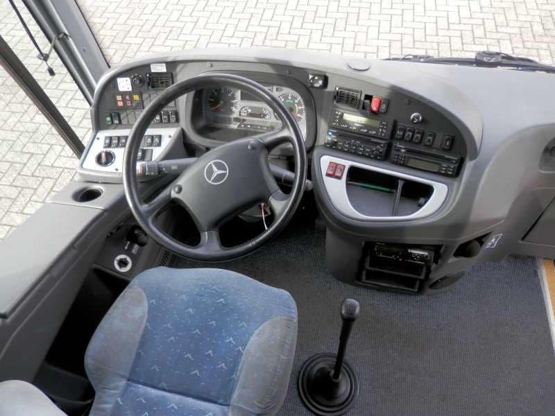 Mercedes-Benz O 510 Tourino (32 st) - фото 7
