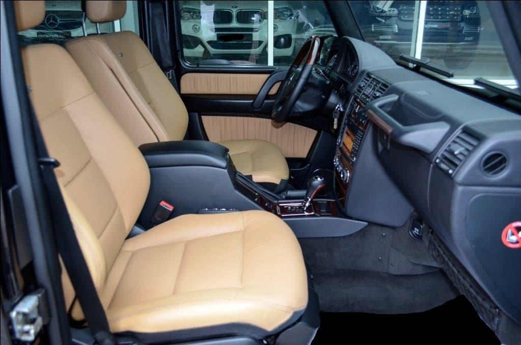 Mercedes-Benz G500 AMG 63-style - фото 6