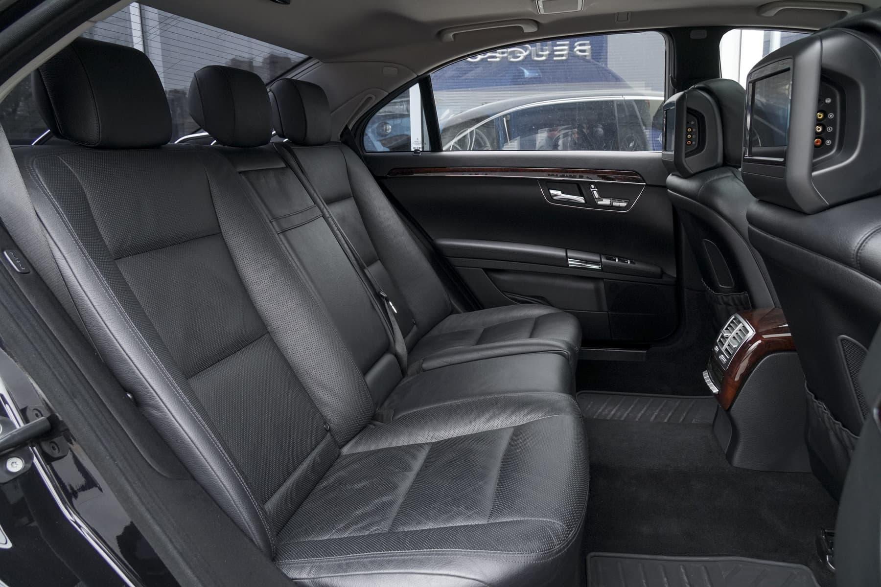 Mercedes-Benz S550 W221 4-matic - фото 7