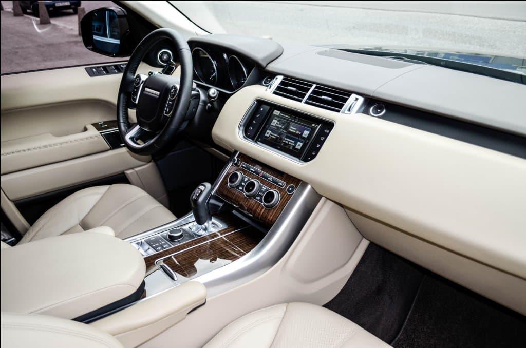 Range Rover Sport - фото 8