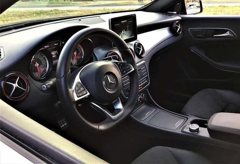 Mercedes-Benz CLA250 - фото 8