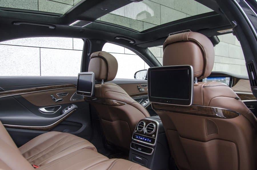 Mercedes-Benz S550 W222 4-matic - фото 7