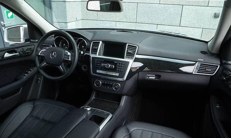 Mercedes-Benz GL450 4-matic - фото 8