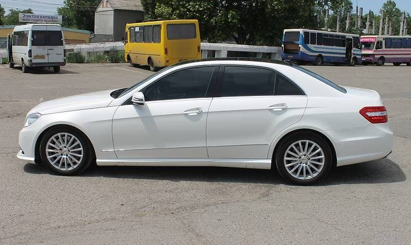MERCEDES-BENZ E350 4-MATIC W212 AMG-STILE - фото 8