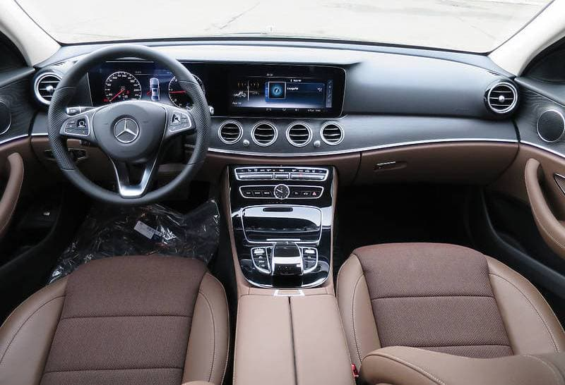 Mercedes-Benz E 220d W213 4-matic - фото 6
