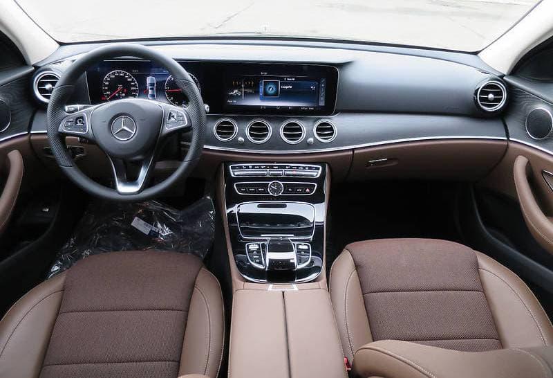 Mercedes-Benz E 220d W213 4-matic - фото 6