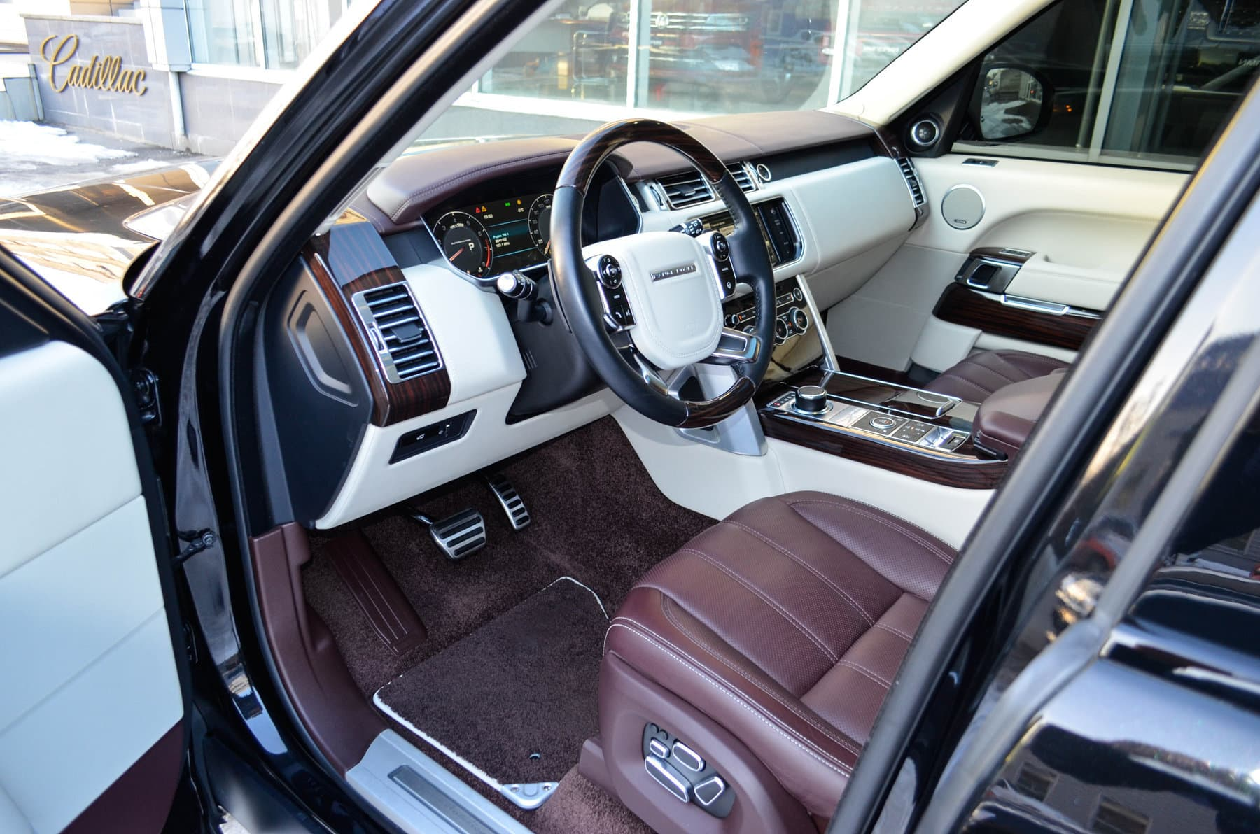 Land Rover Range Rover AUTOBIOGRAPHY - фото 9