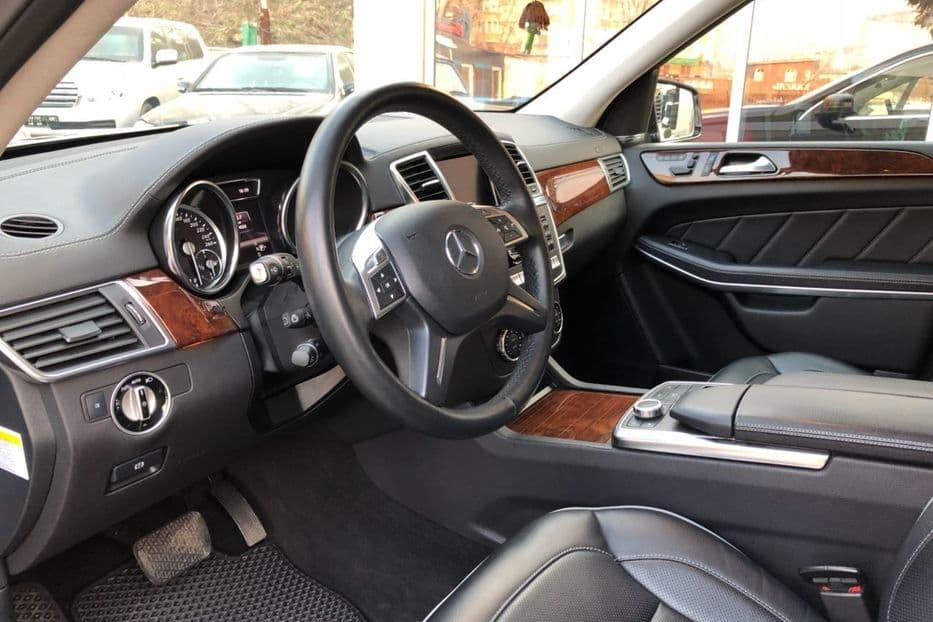 Mercedes-Benz GL550 AMG - фото 8