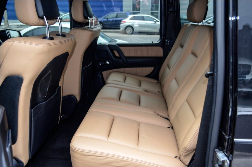 Mercedes-Benz G500 AMG 63-style - фото 7