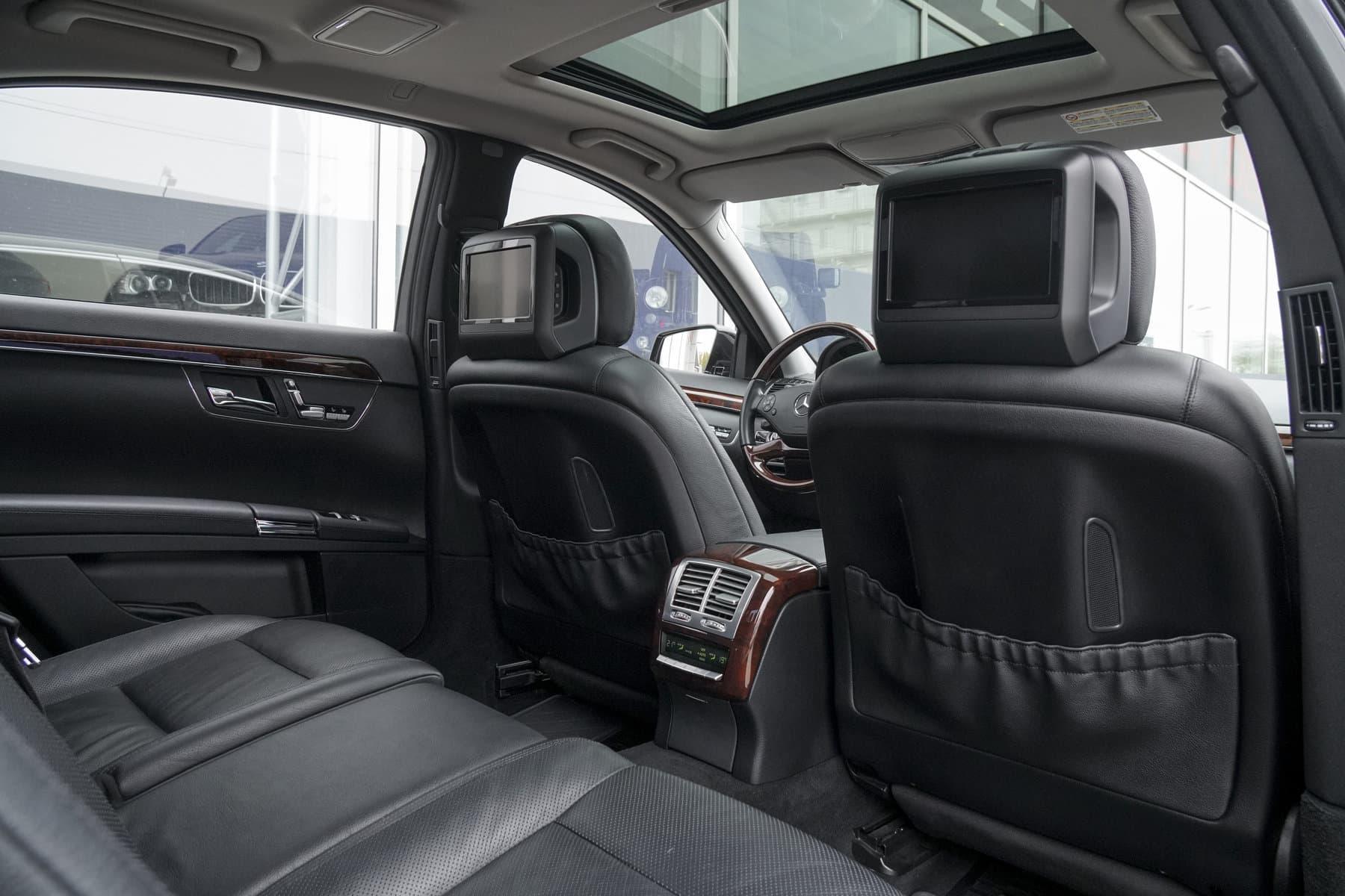 Mercedes-Benz S550 W221 4-matic - фото 8