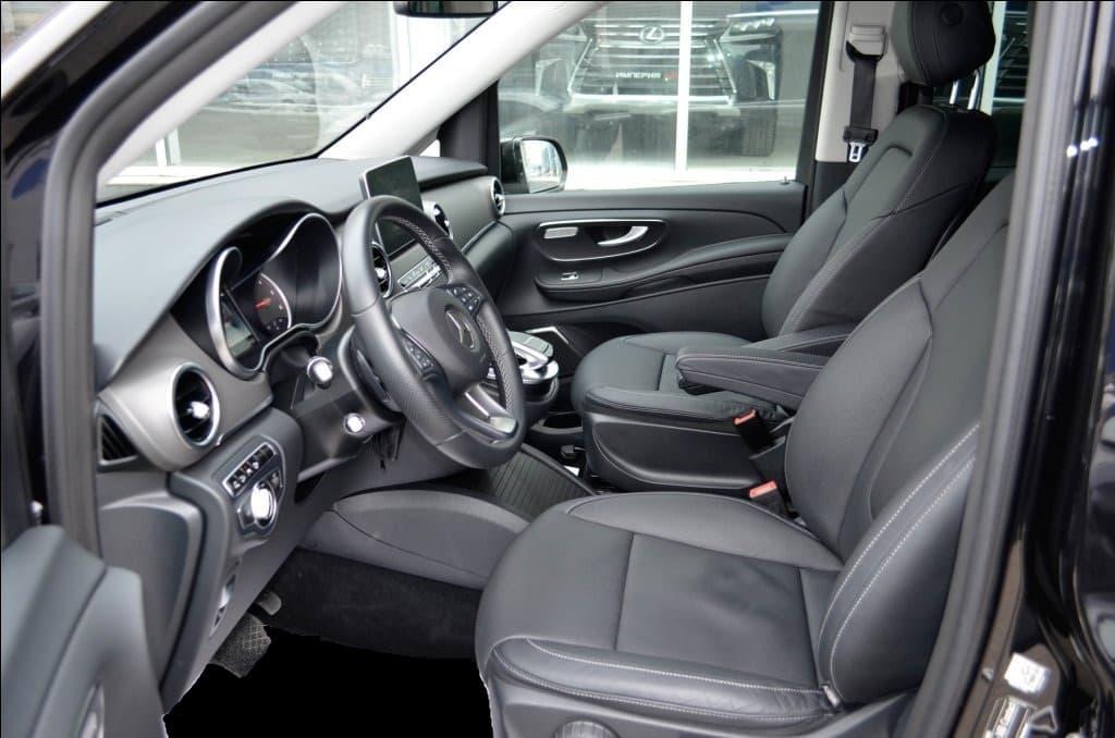 Mercedes-Benz V-class Long 4-matic (7st) - фото 7