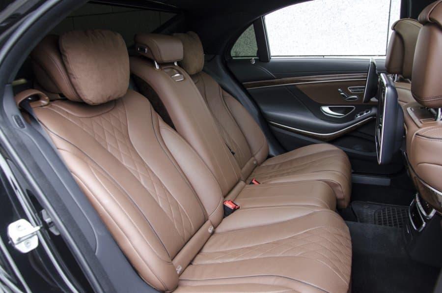 Mercedes-Benz S550 W222 4-matic - фото 8