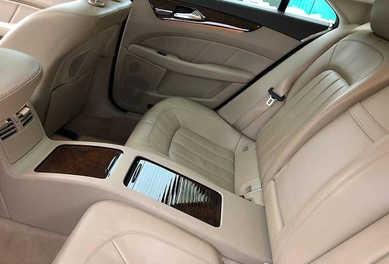 Mercedes-Benz CLS550 AMG 4-matic - фото 9
