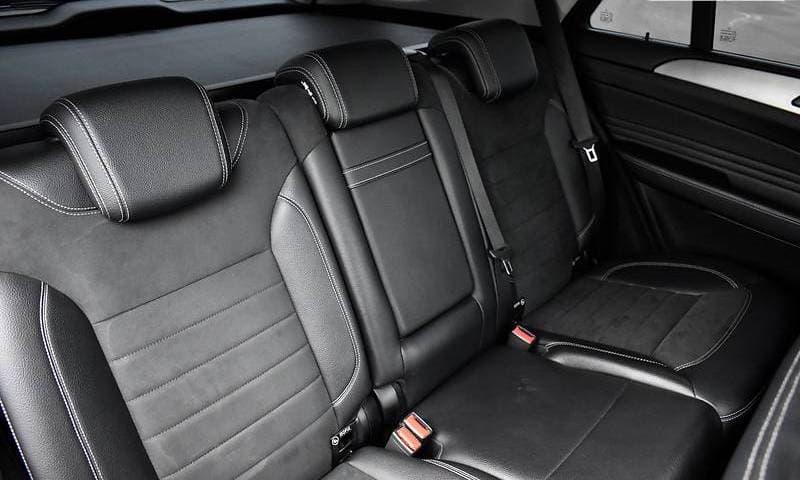 Mercedes-Benz ML350 4-matic - фото 8