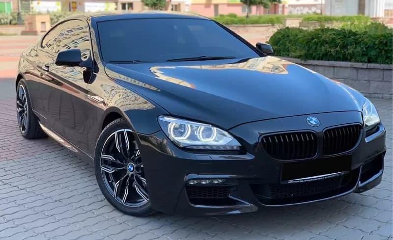 Аренда BMW 650 Cupe - M-stile