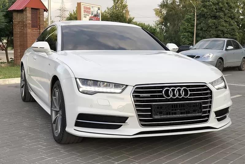 Audi A7 S-line - фото