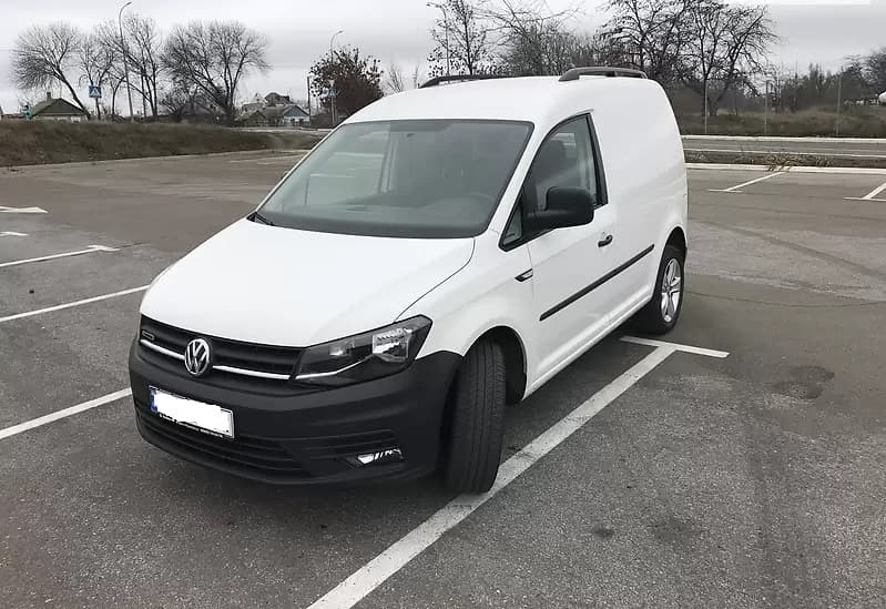 Volkswagen Caddy груз. 2.0TDI - фото