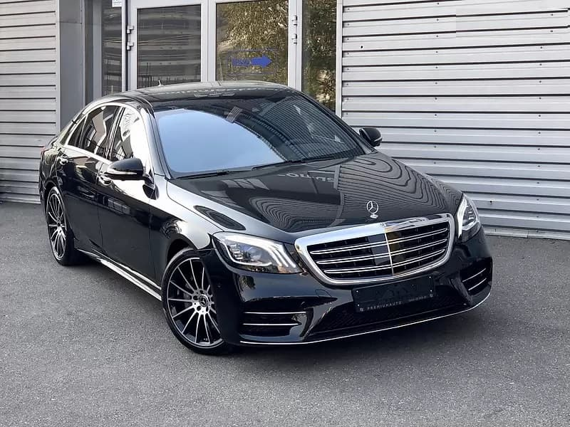 Аренда Mercedes-Benz S 550