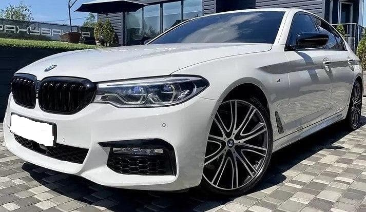 Прокат BMW 520 D